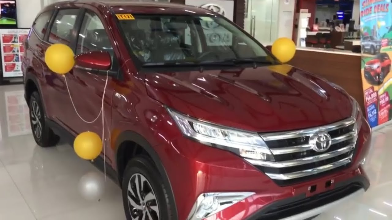 Toyota Philippines Price >> Toyota Rush 2018 Philippines Price And Details Youtube