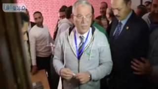 بالفيديو : محافظة المنيا يشارك في فعاليات حمله اطمن علي نفسك للتوعية من أخطار فيروس الكبد