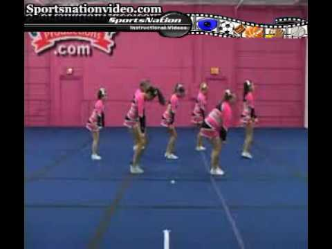 Cheer Coach & Advisor Presents Coaching 102: Beginner Cheer Formations and Transitions