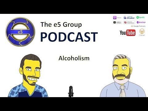 Podcast 41: Alcoholism