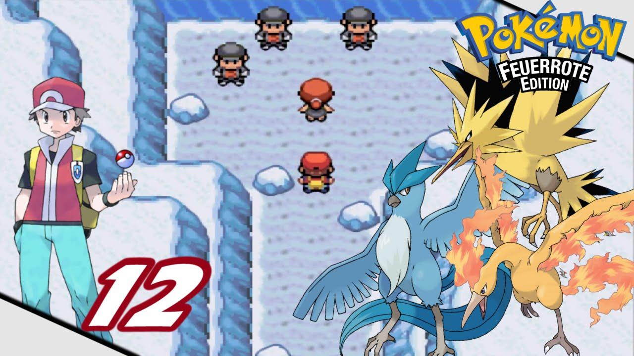 pokemon feuerrot free