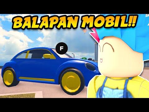 Roblox Indonesia | HOMPIMPA BALAPAN MOBIL | Driving Simulator