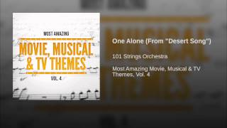 """One Alone (From """"Desert Song"""")"""
