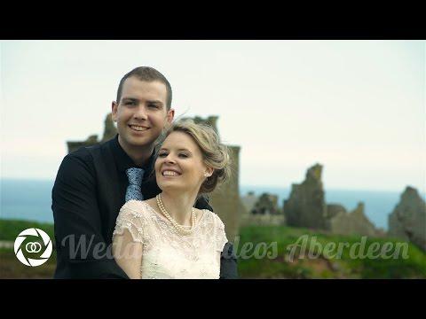 Wedding Video - Dunnottar Castle - Scotland - 2016