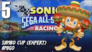 Sonic and Sega All-Stars Racing - Samba Cup (Amigo)