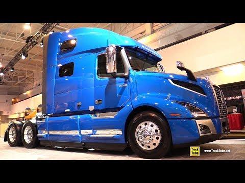 2019 Volvo VNL 64T 760 Seeper Truck - Exterior And Interior Walkaround - 2018 Truckworld Toronto