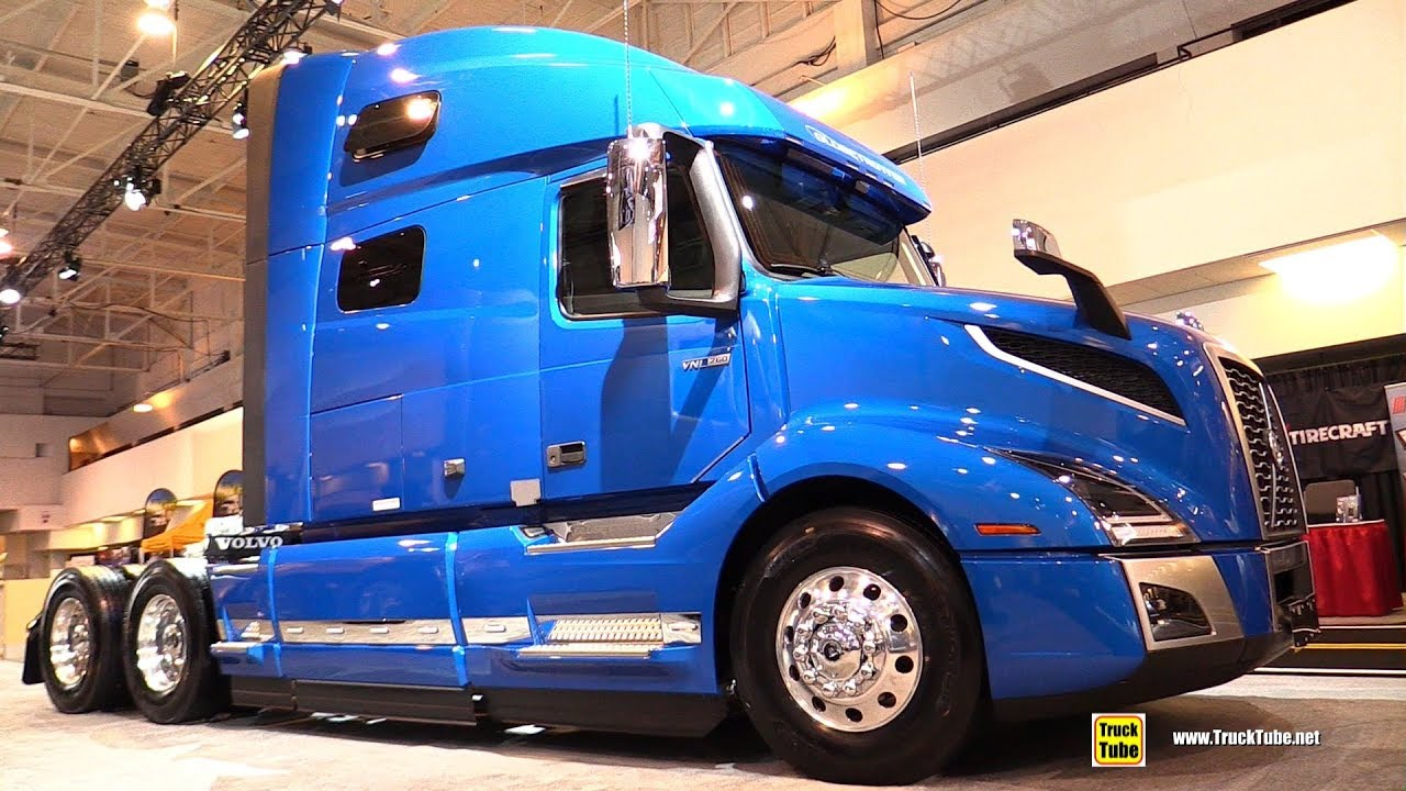 2019 Volvo Vnl 64t 760 Seeper Truck Exterior And Interior