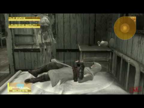 Metal Gear Solid 4 - The Boss Extreme Part 17 (Laughing Octopus)