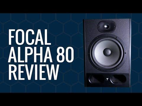 Focal Alpha 80 Studio Monitors: An HONEST Review - Studio Monitors Under $1000