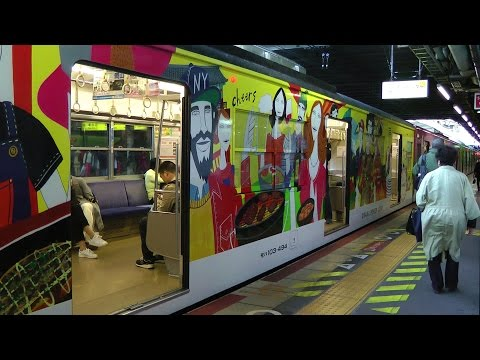JR大阪環状線103系 OSAKA POWER LOOP Part2 天王寺~弁天町・大阪 Osaka Loop Line