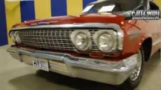 1963 Chevy Impala SS for sale at Gateway Classic Cars in our Louisville showroom.