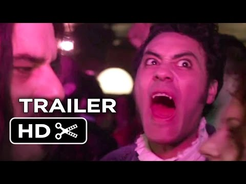 What We Do in the Shadows   2 2014  Vampire Mocumentary HD