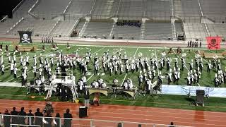 2018 Pigskin Marching Competition - PSJA North
