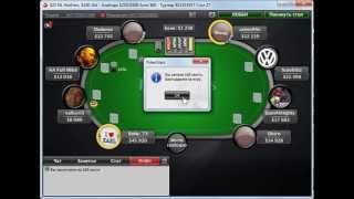 Покер ВОД. 22$ NL Hold