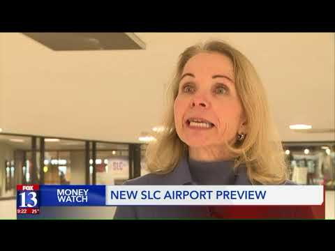 Preview The New-and-Improved SLC International Airport