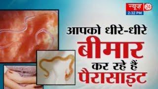 Sanjeevani    Parasite    Dr. Pratap Chauhan   