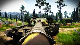 HOLY HESH of ANTIOCH - How to Chieftain - War Thunder Gameplay