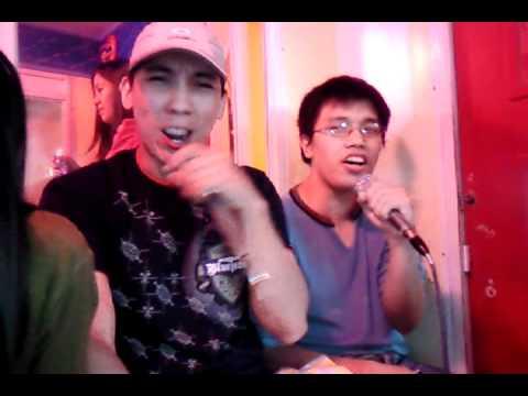 """Karaoke @Timezone Me singing """"HIGH"""""""