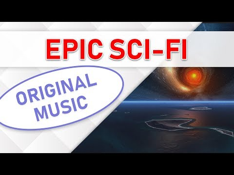 Epic Sci fi Music - Wormhole (Original by DownUp)