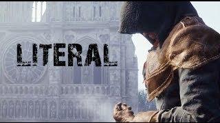 Литерал (literal) - Assassins creed Unity (teaser)