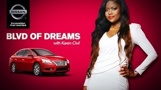 Nissan's BLVD of Dreams Featuring Karen Civil
