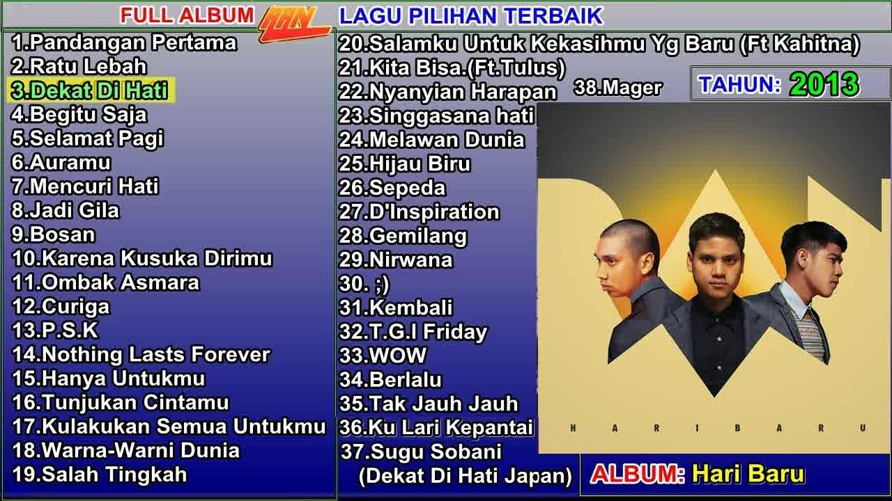 Download RAN FULL ALBUM TERBAIK- Pilihan Lagu Terpopuler 2007 - 2020