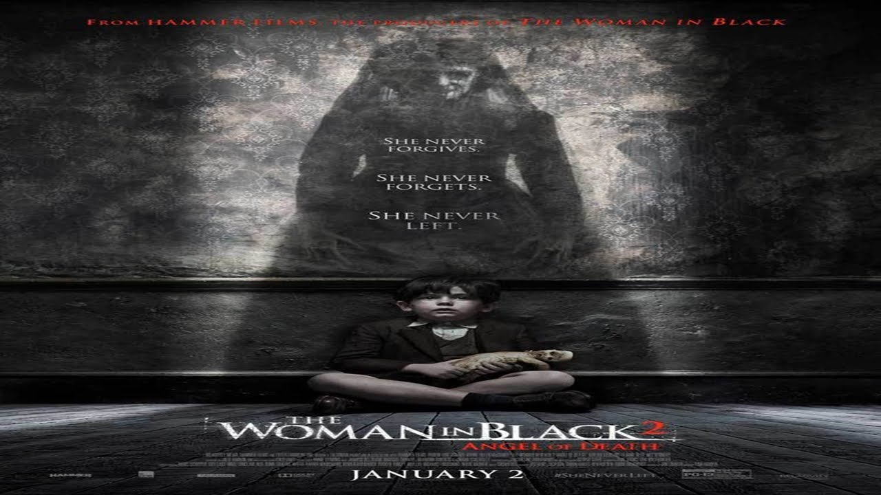 """Fecha de estreno para """"La Mujer de Negro 2: El Angel de la"""