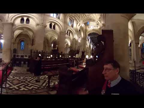 Christ Church Oxford Cathedral History
