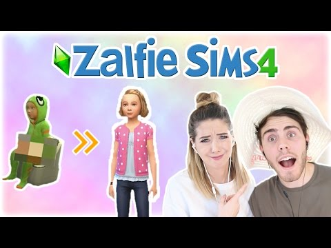 Daisy's Now A Little Girl!! | Zalfie Sims Edition [31]