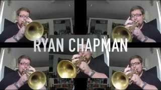 Rocky Theme 5 Trumpets - Ryan Chapman