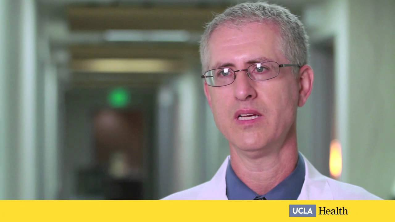 Dr  Kevin Pimstone - Assistant Professor of Medicine | UCLA Health Careers