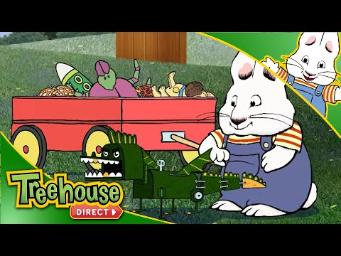 Max & Ruby: Max's Toys