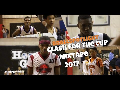 Mike Melton's Bballspotlight Clash For The Cup Mixtape 2017 !! Ft Zion Cruz, Moussa Cisse & More !!