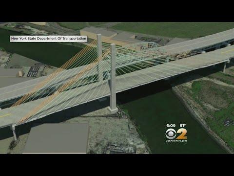 Kosciuszko Bridge Construction