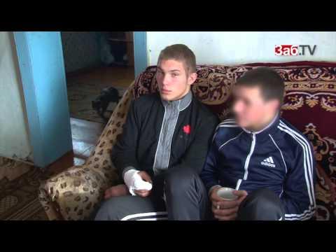Жители с. Новопавловка учинили жестокую расправу над обидчиками их детей