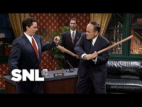 The Joe Pesci Show: Rudy Giuliani - Saturday Night Live