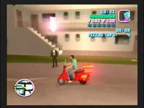 Grand Theft Auto Vice City - Part 3: Pizza Boy