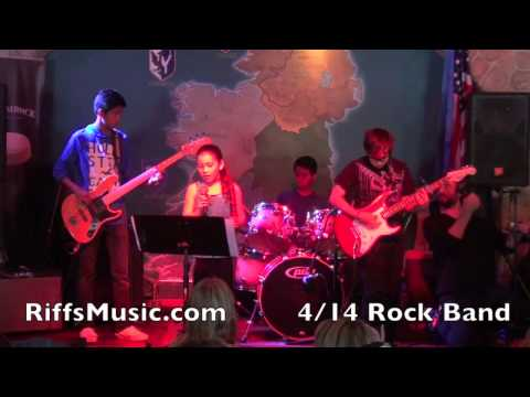 Temecula Drum Lessons | Riffs Music Lessons | Temecula Rock Band