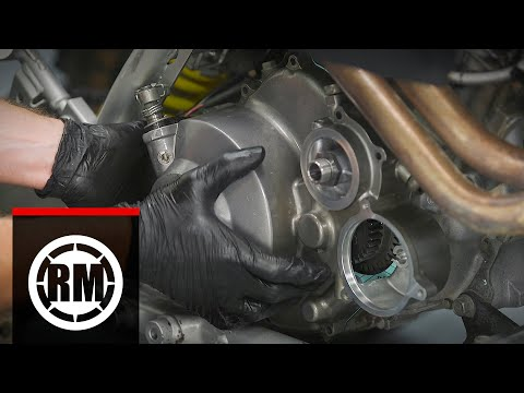 How To Replace The Clutch On A Yamaha Raptor 660
