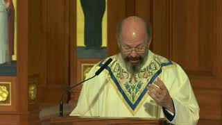 Fr. Daniel Nash's Homily for the Solemnity of the Most Holy Trinity