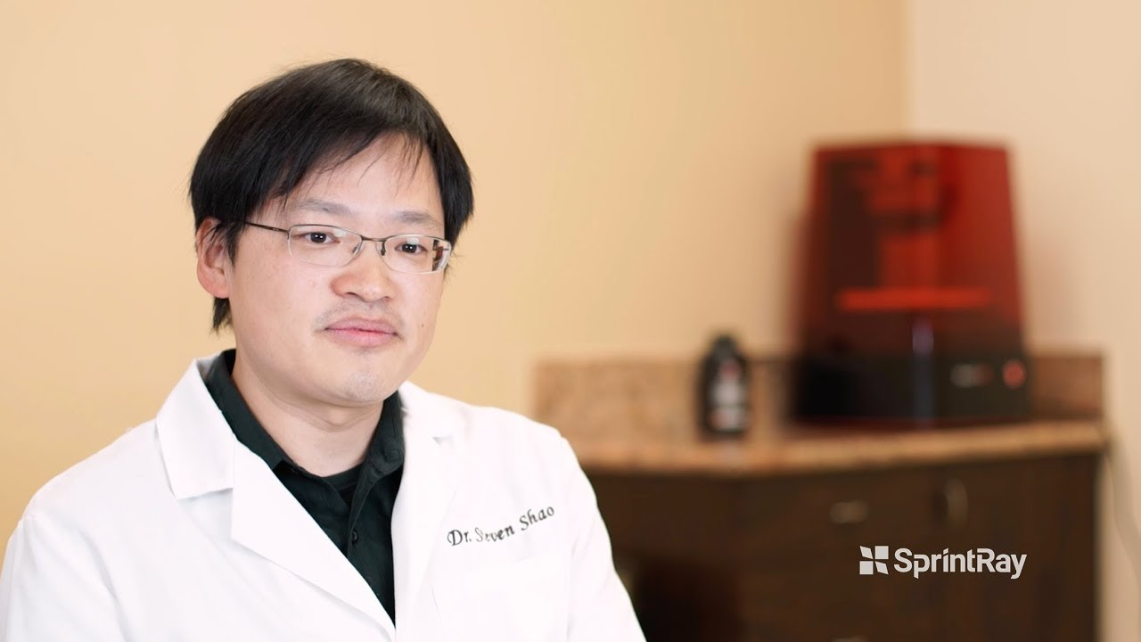 3D Printing In Dentistry - With Dr. Steven Shao DMD