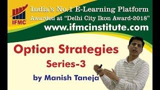 Option Strategies by Manish Taneja-Series-3 ll Buying Call Options ll