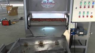 видео Печи для жарки семечек и орехов. Жаровни
