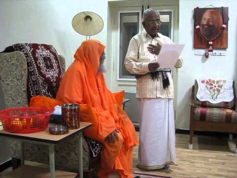 Ode to Swamiji Dayadanda Saraswati