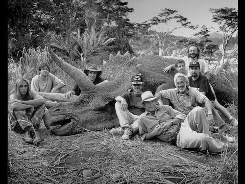 JURASSIC PARK TRICERATOPS Part 2 Puppeteering An