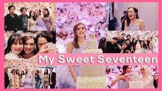 Beby Vlog # - MY BIRTHDAY SWEET 17th🥳