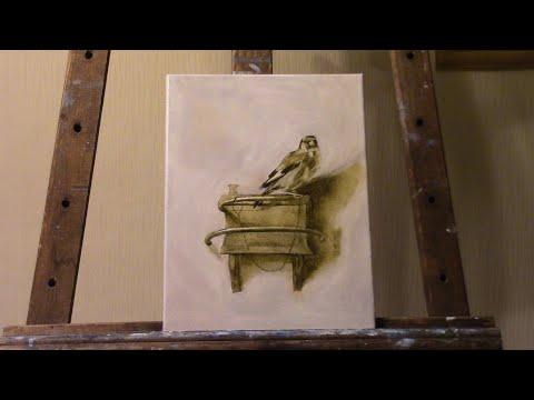 Искусствоведческий очерк о картине Щегол