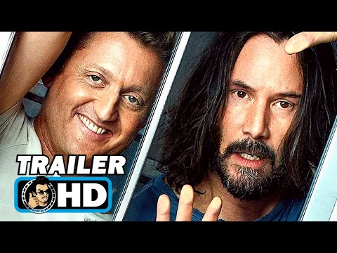 BILL AND TED 3: FACE THE MUSIC Trailer (2020) Keanu Reeves, Alex Winter Movie HD