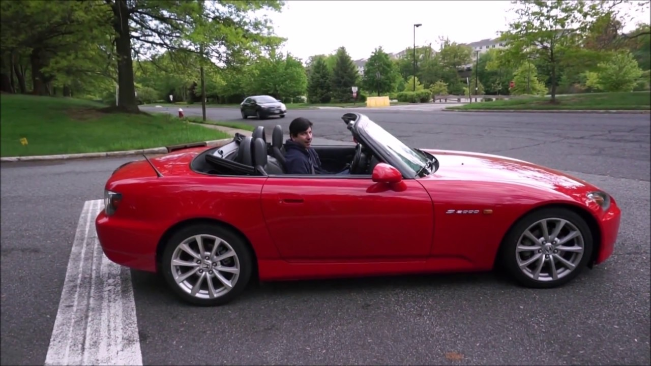 Watch this Video before Buying a Honda S2000 - YouTube