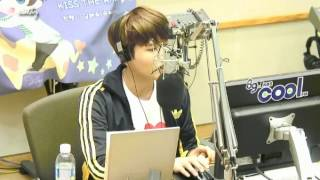 131205 Fans Message 3 + Happy birthday song Super Junior Ryeowook KTR